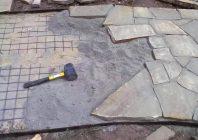 Природный камень цементный раствор бетон транспорт