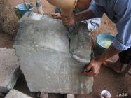 Как размягчить камень уксусом